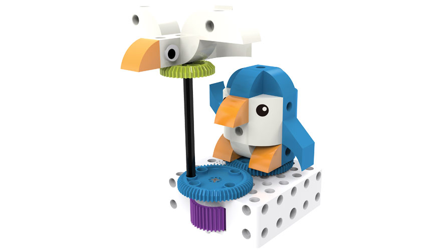 Kids-First-Coding-Robot-model3